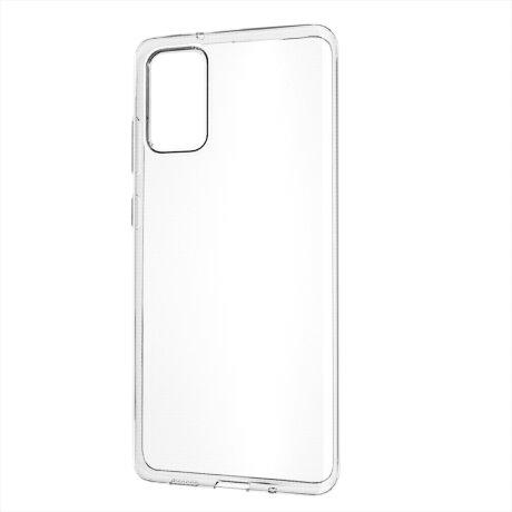 Husa Cover Silicon Slim Mobico pentru Samsung Galaxy S20 Plus Transparent