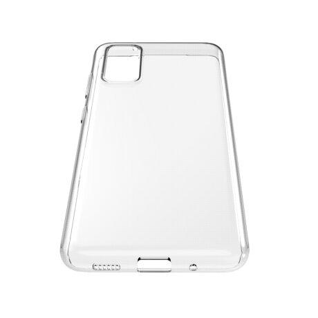Husa Cover Silicon Slim Mobico pentru Samsung Galaxy S20 Transparent