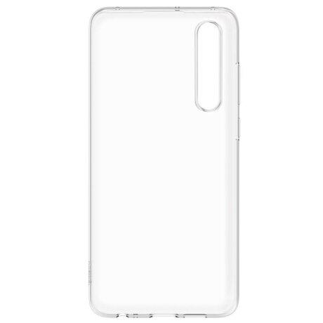 Husa Cover Policarbonat Huawei pentru Huawei P30 Clear