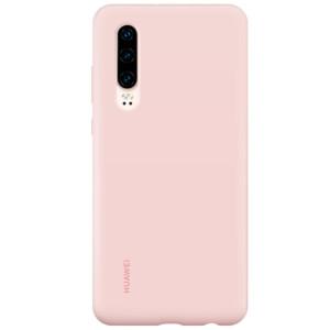 Husa Cover Silicone Huawei pentru Huawei P30 Pink