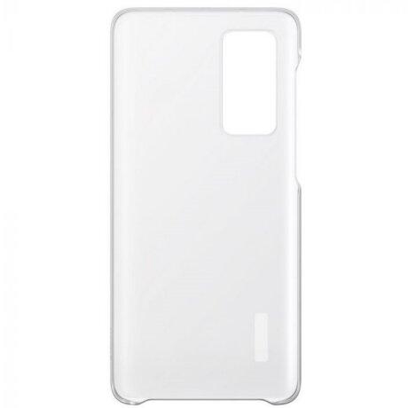 Husa Cover Silicone Huawei pentru Huawei P40 Clear