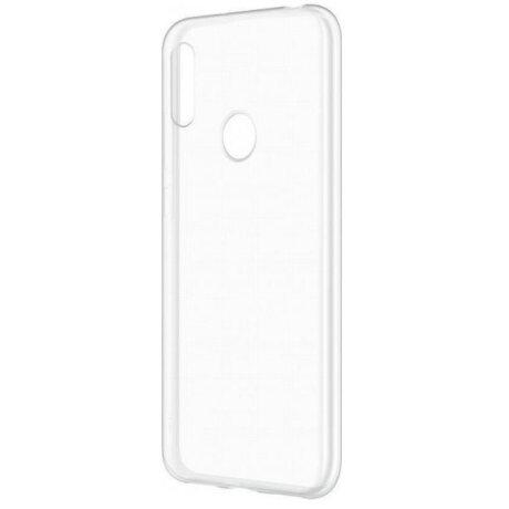 Husa Cover Silicone Huawei pentru Huawei Y6S Clear