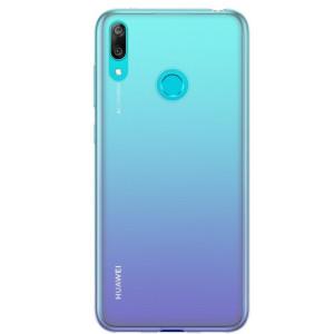 Husa Cover Silicone Huawei pentru Huawei Y7 2019 Clear