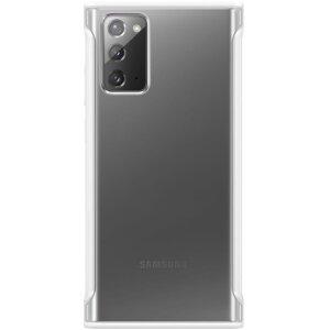 Husa Cover Silicone Samsung pentru Samsung Galaxy Note 20  Clear