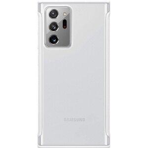 Husa Cover Silicone Samsung pentru Samsung Galaxy Note 20 Ultra  Clear
