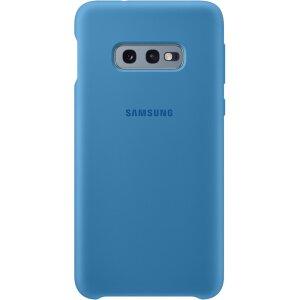 Husa Cover Silicone Samsung pentru Samsung Galaxy S10e Albastru