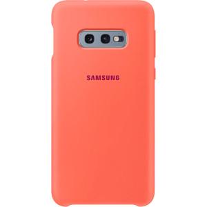 Husa Cover Silicone Samsung pentru Samsung Galaxy S10e Roz