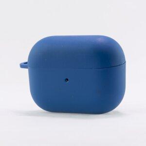 Husa Cover Soft Ksix Eco-Friendly pentru Airpods Pro Albastru