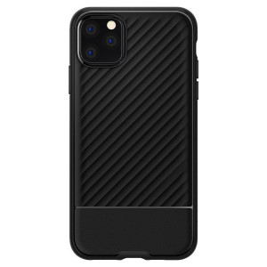 Husa Cover Spigen Core Armor pentru iPhone 11 Pro Negru