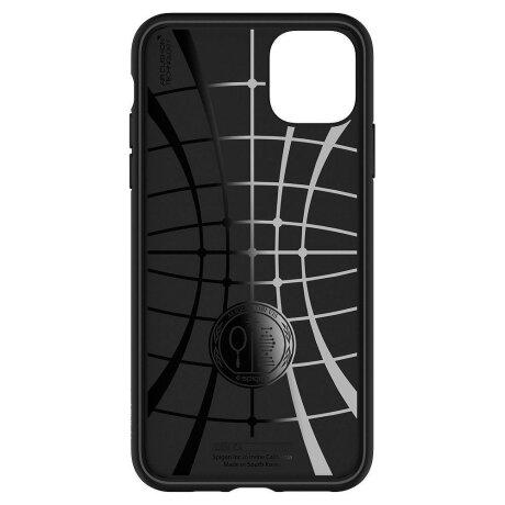 Husa Cover Spigen Core Armor pentru iPhone 11 Pro Max Negru