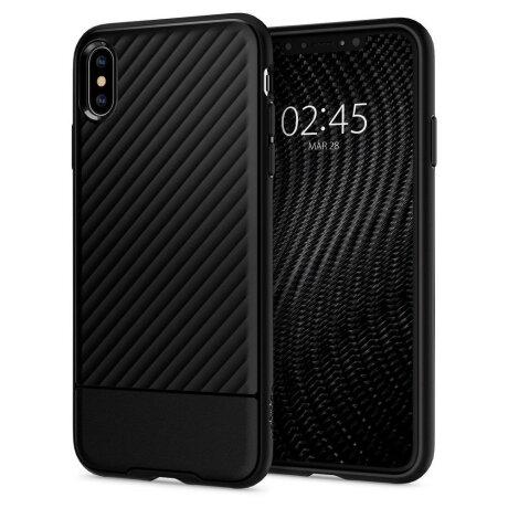 Husa Cover Spigen Core Armor pentru Samsung Galaxy Note 10 Black