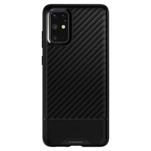 Husa Cover Spigen Core Armor pentru Samsung Galaxy S20 Plus Black