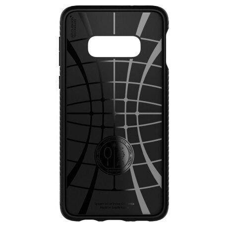 Husa Cover Spigen Liquid Air pentru Samsung Galaxy S10e Matte Black