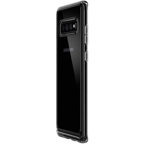 Husa Cover Spigen Ultra Hybrid pentru Samsung Galaxy S10e Crystal Clear