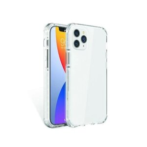 Husa Cover TPU AmazingThing Novoboost Drop pentru iPhone 12 Pro Max Transparent