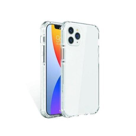 Husa Cover TPU AmazingThing Novoboost Drop pentru iPhone 12 Pro Max Transparent