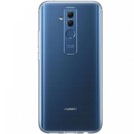 Husa Cover TPU Huawei pentru Huawei Mate 20 Lite Clear