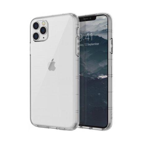 Husa Cover TPU Uniq Air Fender Antisoc pentru iPhone 11 Pro Transparent