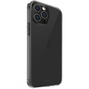 Husa Cover TPU Uniq Air Fender Antisoc pentru iPhone 12/12 Pro  Gri