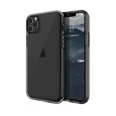 Husa Cover TPU Uniq Clarion pentru iPhone 11 Pro Max Gri
