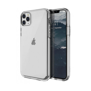 Husa Cover TPU Uniq Clarion pentru iPhone 11 Pro Transparent