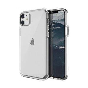 Husa Cover TPU Uniq Clarion pentru iPhone 11 Transparent