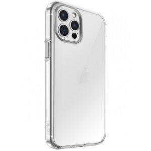 Husa Cover TPU Uniq Clarion pentru iPhone 12 Pro Max Transparent