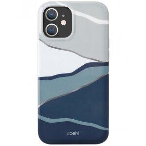 Husa Cover TPU Uniq Coehl Ciel pentru iPhone 12 Mini Albastru