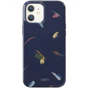 Husa Cover TPU Uniq Coehl Reverie pentru iPhone 12 Mini Albastru