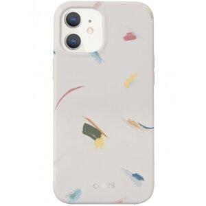 Husa Cover TPU Uniq Coehl Reverie pentru iPhone 12 Mini Roz