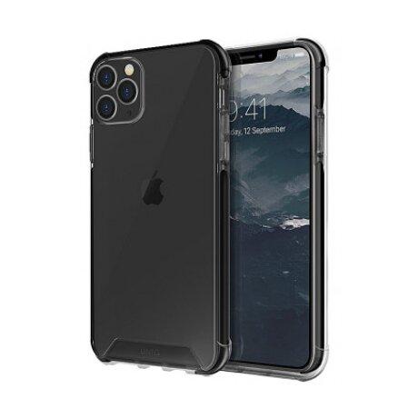 Husa Cover TPU Uniq Combat Antisoc pentru iPhone 11 Pro Max Negru