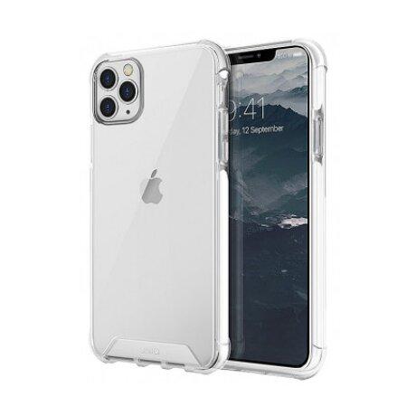 Husa Cover TPU Uniq Combat Antisoc pentru iPhone 11 Pro Alb