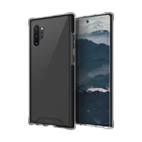 Husa Cover TPU Uniq Combat Antisoc pentru Samsung Galaxy Note 10 Plus Negru