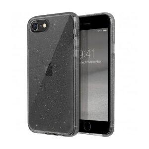 Husa Cover TPU Uniq LifePro Tinsel Glitter pentru iPhone 7/8/SE 2 Gri