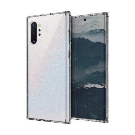 Husa Cover TPU Uniq LifePro Tinsel pentru Samsung Galaxy Note 10 Plus UNIQ-GN10PHYB-LPRTCLR Transparent