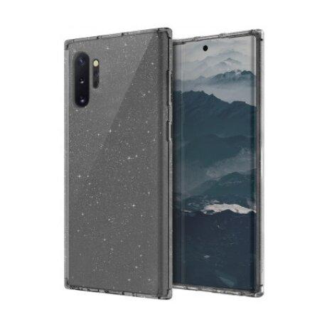 Husa Cover TPU Uniq LifePro Tinsel pentru Samsung Galaxy Note 10 Plus UNIQ-GN10PHYB-LPRTSMK Gri