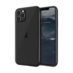 Husa Cover TPU Uniq LifePro Xtreme Antisoc Glitter pentru iPhone 11 Pro UNIQ-IP5.8HYB(2019)-LPRXBLK Negru