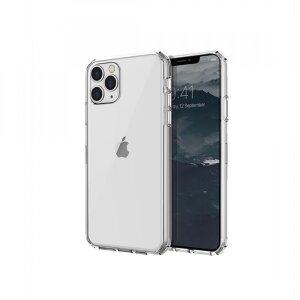 Husa Cover TPU Uniq LifePro Xtreme Antisoc Glitter pentru iPhone 11 Pro LPRXCLR Transparent