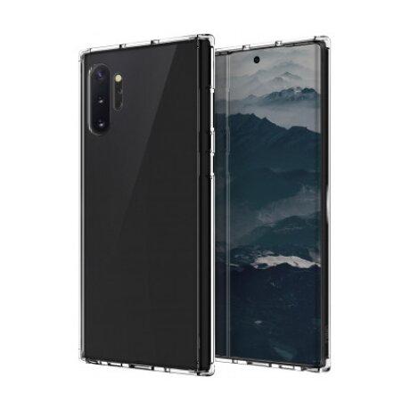 Husa Cover TPU Uniq LifePro Xtreme Antisoc Glitter pentru Samsung Galaxy Note 10 Plus UNIQ-GN10PHYB-LPRXCLR Transparent