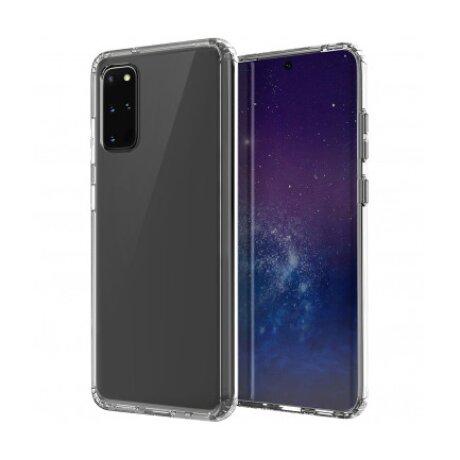 Husa Cover TPU Uniq LifePro Xtreme Antisoc pentru Samsung Galaxy S20 Plus UNIQ-GS20PHYB-LPRXCLR Transparent