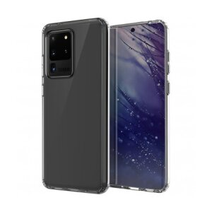 Husa Cover TPU Uniq LifePro Xtreme Antisoc pentru Samsung Galaxy S20 Ultra UNIQ-GS20UHYB-LPRXCLR Transparent