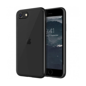 Husa Cover TPU Uniq LifePro Xtreme pentru iPhone 7/8/SE 2 UNIQ-IP9HYB-LPRXBLK Negru