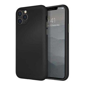 Husa Cover TPU Uniq Lino pentru iPhone 11 Pro LINOHBLK Negru