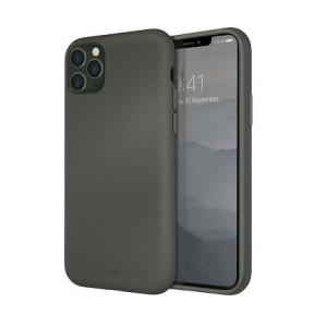 Husa Cover TPU Uniq Lino pentru iPhone 11 Pro UNIQ-IP5.8HYB(2019)-LINOHGRY Gri