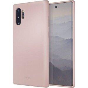 Husa Cover TPU Uniq Lino pentru Samsung Galaxy Note 10 Plus LINOPNK Roz