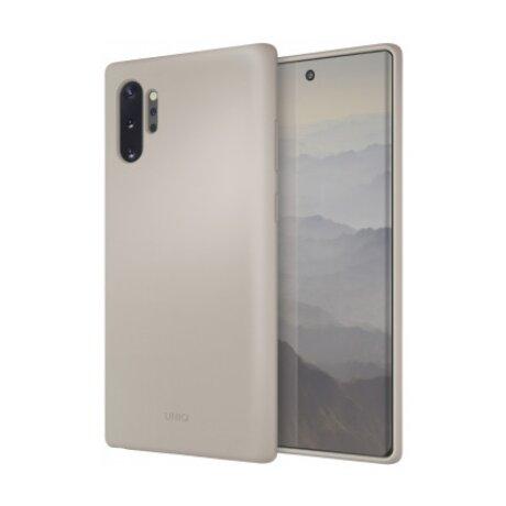 Husa Cover TPU Uniq Lino pentru Samsung Galaxy Note 10 Plus UNIQ-GN10PHYB-LINOBEG Bej