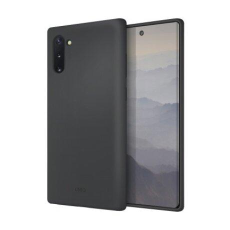 Husa Cover TPU Uniq Lino pentru Samsung Galaxy Note 10 UNIQ-GN10HYB-LINOGRY Gri