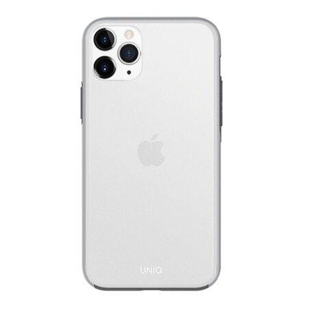 Husa Cover TPU Uniq Vesto Hue pentru iPhone 11 Pro Max -VESHSIL Argintiu