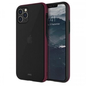 Husa Cover TPU Uniq Vesto Hue pentru iPhone 11 Pro  VESHMRN Maro
