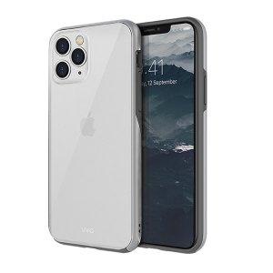 Husa Cover TPU Uniq Vesto Hue pentru iPhone 11 Pro ESHSIL Argintiu